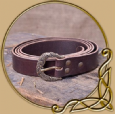 Viking Belt with chape
